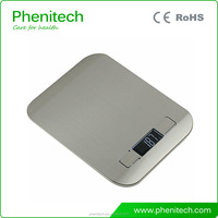 High quality kitchen electric foods weighing scale