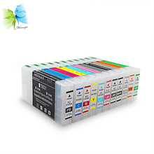 4900 Refill Ink Cartridges Compatible For Epson Stylus Pro 4910 Printer