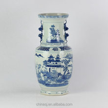 Wholesale Antique Chinese Porcelain Blue and White Vase