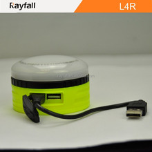 Remote control color changing outdoor rechargeable led lantern
