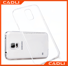 2016 cheapest transparent Silicone TPU mobile phone case for Samsung Galaxy S4