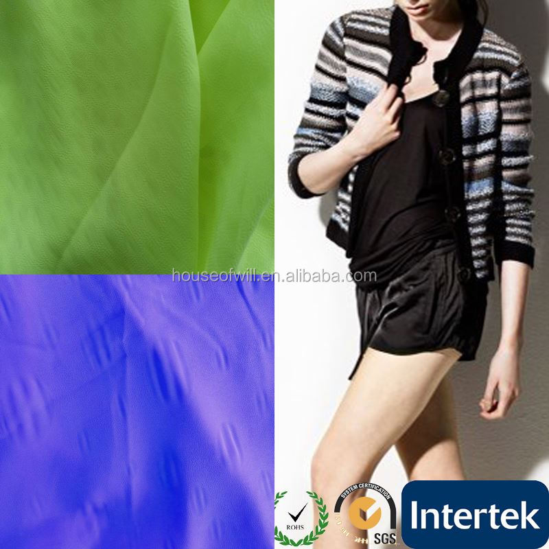 printed sportswear fabric silk jacquard lurex fabric