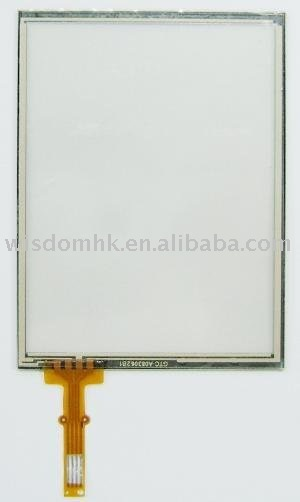 HP ipaq 4300 Touch Screen
