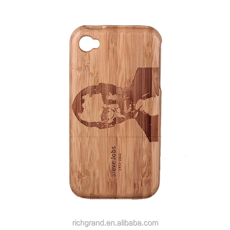 Carven Stick Feature Wood Case for iphone 5 6s 6s plus Creative Accessories