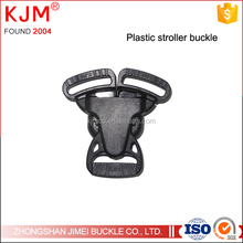 POM material safety quick release plastic baby stroller buckles