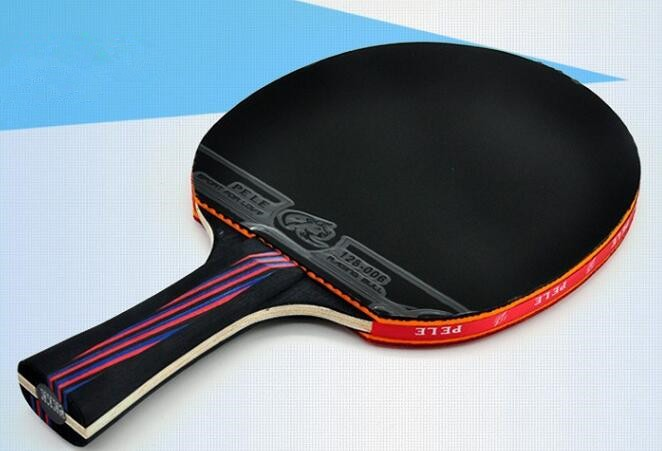 Wholesale Carbon Fiber Table Tennis Ping Pong Racket
