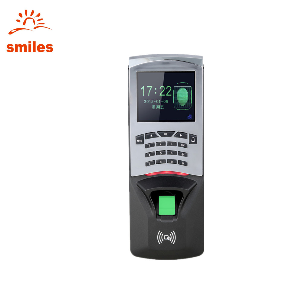 Wholesale Biometric Fingerprint Time Attendance and Access Control Device Support Password, RFID Card reader Function