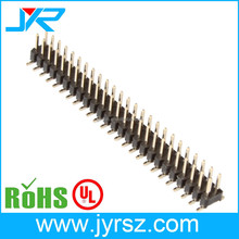 pitch 2.0*2.0mm 2x25pin dual row SMT pin header right angle 50P