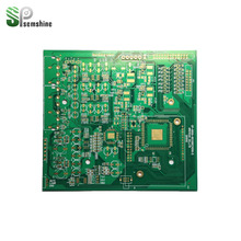 HDI PCBA for tablet pc with 0.5mm pitch bga