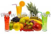 Different kinds of Fruit Juice Concentrate