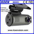 SQ680S 2016 Hot Selling 720P Mini HD DVR Car Camera/Dash Cam