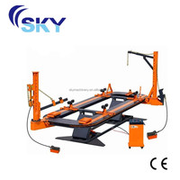 CE proved frame machine/auto repair /tool body used/car chassis straightening bench