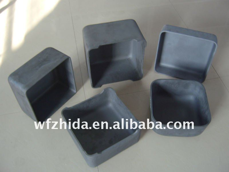 Silicon Carbide Refractory Crucibles used in Industrial Furnaces