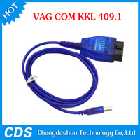 2015 hot selling KKL 409.1 USB Cable with FT232BL Chip For V-W Ad Diagnostic tool