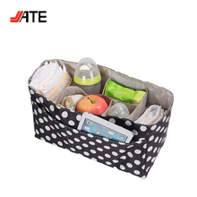 Durable Baby Garment Nursing Bag, Diaper Bag Insert Organizer