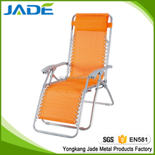 High quality folding sun lounge zero gravity chair,luxury camping anti-gravity chair for sale