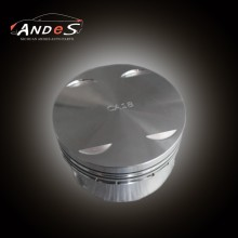 Custom Aluminum Pistons For Nissan Vanette LD20 LD20T Diesel Engine Piston