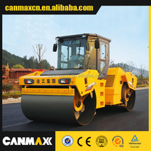 XCMG single drum mechanical compactor