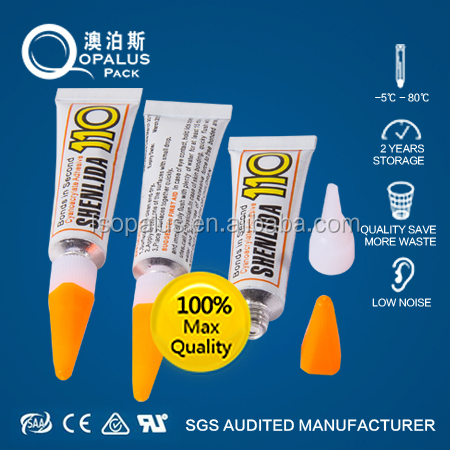 Wood Glue 3g/per , Cyanoacrylate Adhesive for Leather /Paper /Rubber /Plastic