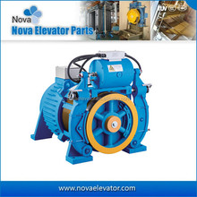 Home Lift Use Traction Motor for Elevator ,Gearless Lift Motor