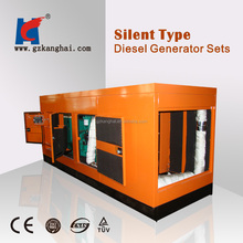 genset carrier soundproof generator 450kva engines-diesel to agriculture