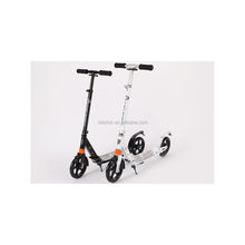 Big Wheel 200MM Aluminum kick scooter adult folding scooter