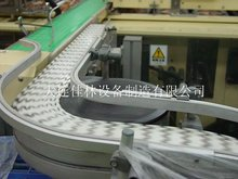 Top slat chain conveyor for dring food Plastic conveyor chain