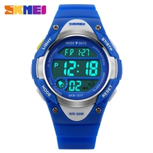 Hot item skmei 1077 cheap kids sport watch smart digital watch for boys girls