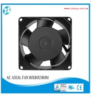 80X80X38mm AC Axial fan