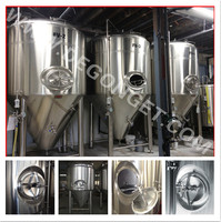 3 bbL microbrewery equipment plant turnkey beer brewing systems for sale