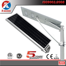 Manufacture IP65 3 year warranty 10 watt 30watt 60watt integrated street light solar