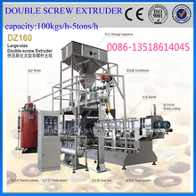 hot sale twin screw extruder modified starch production equipment