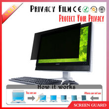 New products anti-ultraviolet monitor screen protector, anti-peep notebook screen film, desktop privacy screen filter