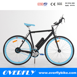 fixed gear bicycle electric bike cheap motorized bicycle