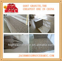 Granite G687,600x600 300x600,1.5CM.1.8CM and Stairs Step