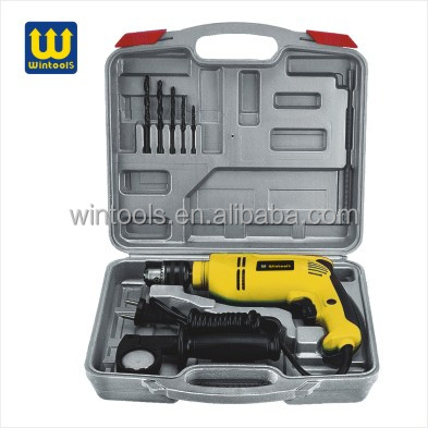 Wintools power tools 13 mm electric impact hammer drill set WT02312