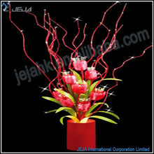 Artificial Led Flowers Valentine's Day Gifts Rose Light