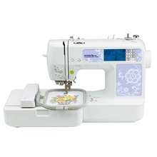 domestic touch screen Android system home use embroidery sewing machine