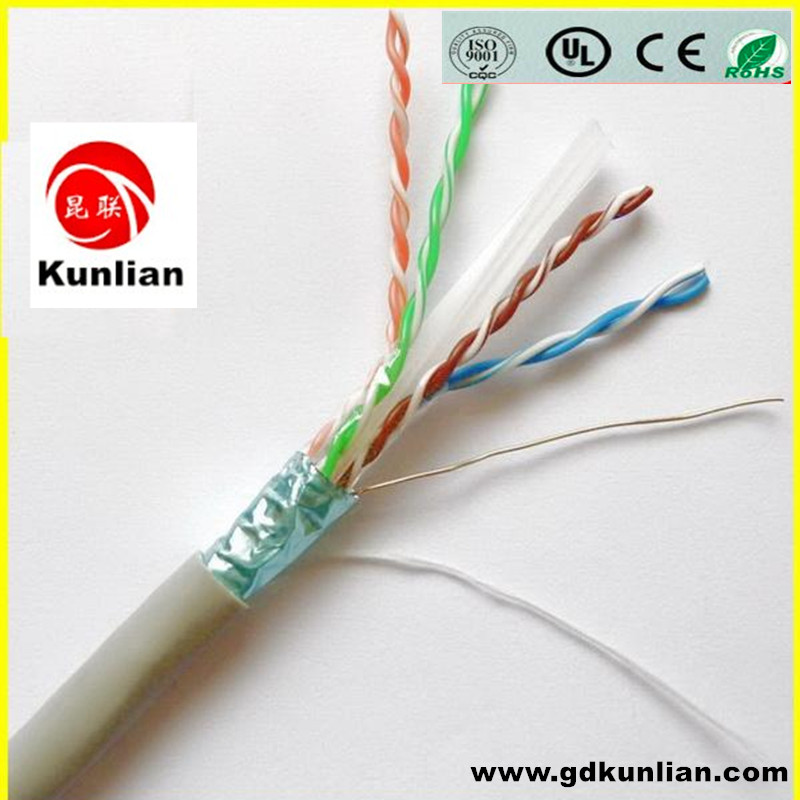 4 Pairs 23AWG Cat6 UTP Cable Bulk 305m Pull Box Lan Cable Best Price /d-link cat6 cable