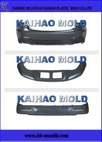 Electrical car bumper molds making,electrical vehicle plastic moulds