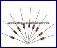 1W Zener diode,14valuesX10pcs=140pcs,Electronic Components Package,Zener diode Assorted Kit 3.3V-30V