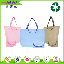 top quality foldable nonwoven shopping bag