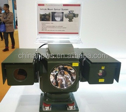 Vehicle Mounted Infrared Thermal imaging Camera