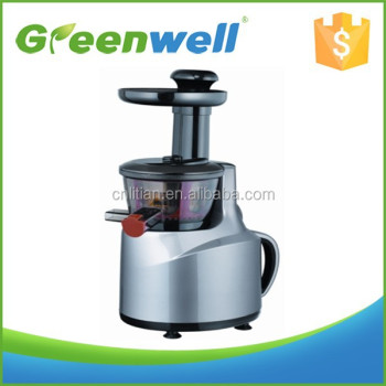 Greenwell 3 Gs/ce Certificate Cold Press Manual Slow Juicer - Buy Manual Slow Juicer,Cold Press ...