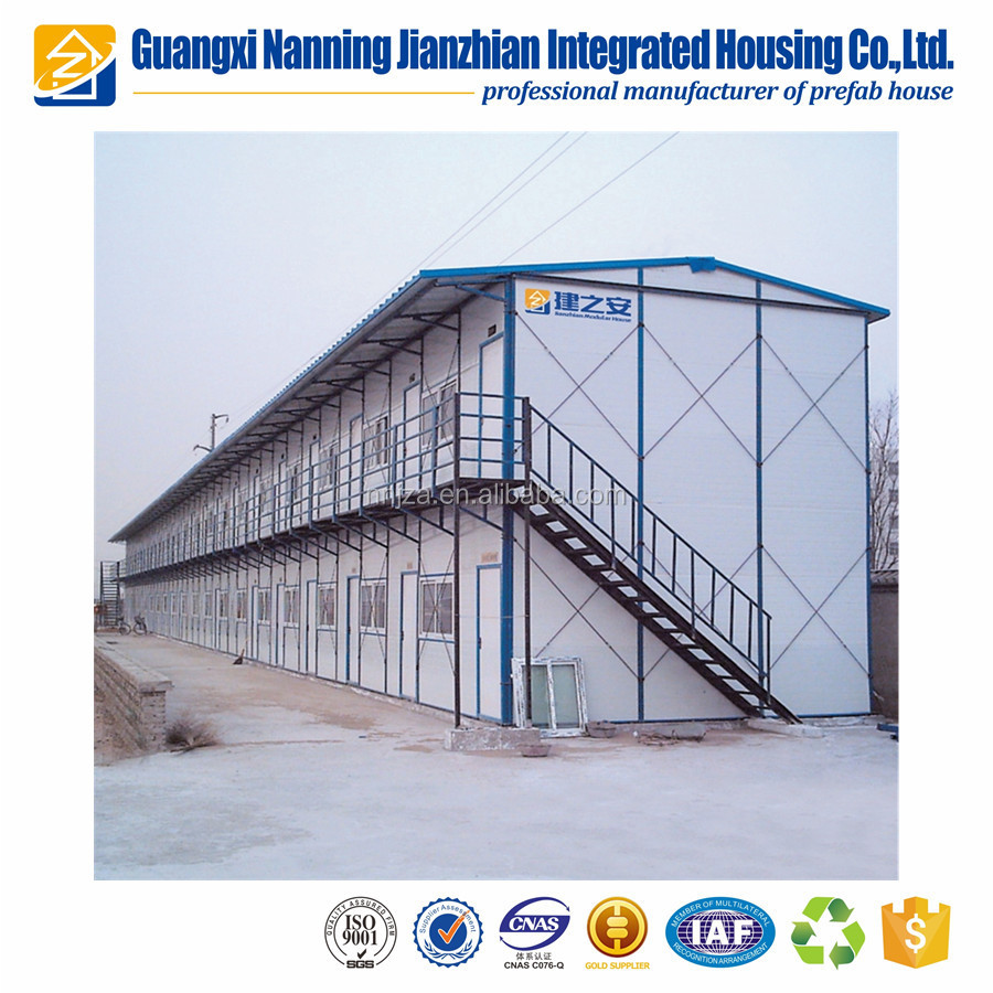 Cheap prefab house steel structure house prefabricated