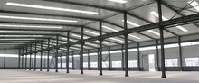 manufacture cheap easy assembly prefab steel structures