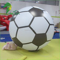 Giant Inflatable Football Balloon / Inflatable Soccer Ball Replica for Game Advertising