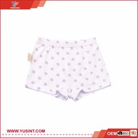 Hot sale 100 cotton Girl's brief preteen children girls underwear kids