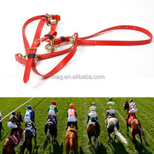 5/8 inch pvc horse halter / head collar for high-speed horse riding race