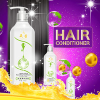 No Silicone oil moderate soft nourishing improve coarse best hair loss conditioner